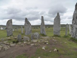 Callanish standing stones 2