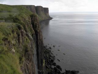 Kilt rocks  Isle of Skye